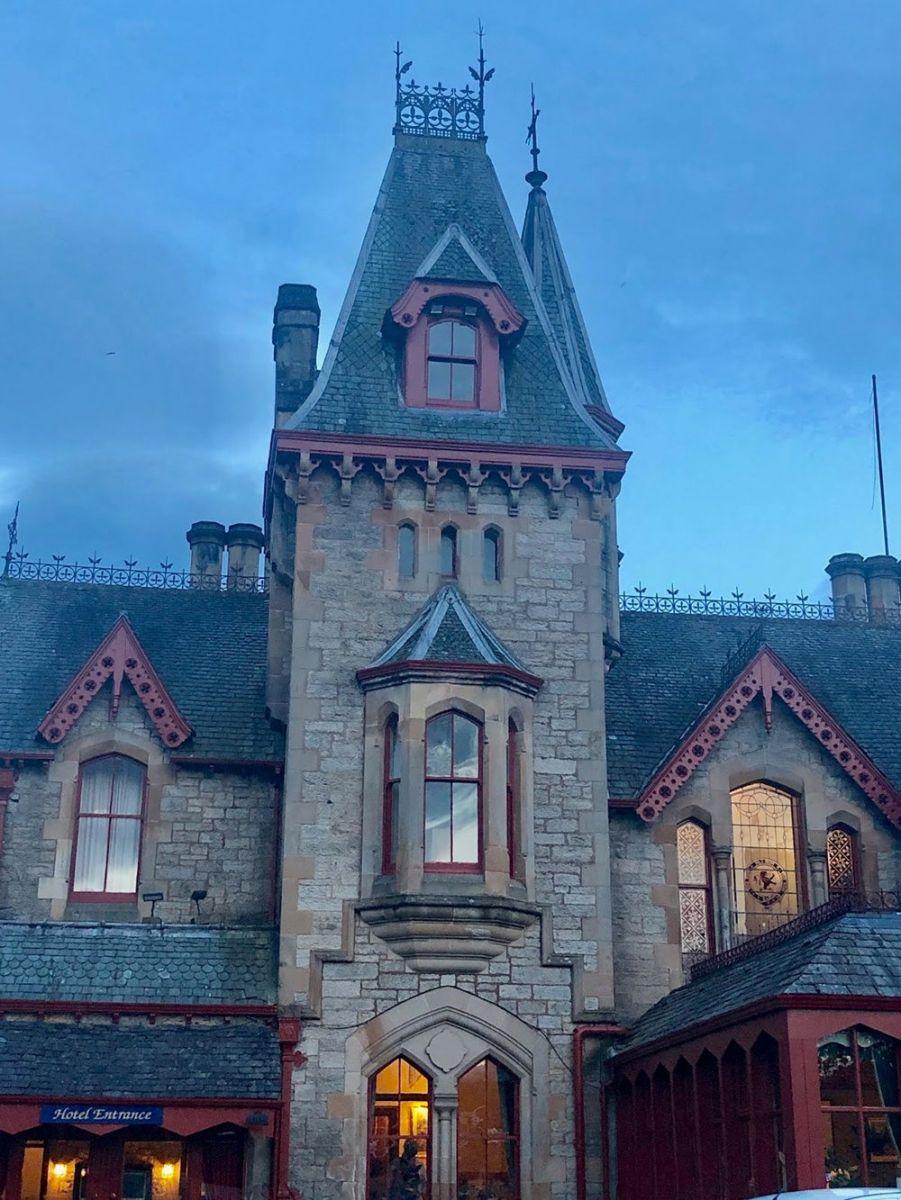 皮特洛赫里-----苏格兰最受欢迎的度假地点之一_图1-13