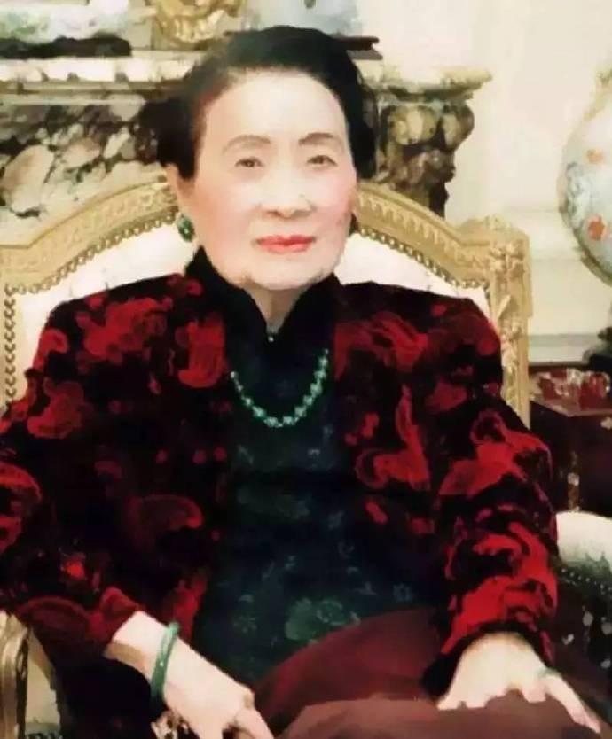 民国第一夫人40岁患癌症,为何能活到106岁高龄?有什么秘诀呢? ..._图1-5