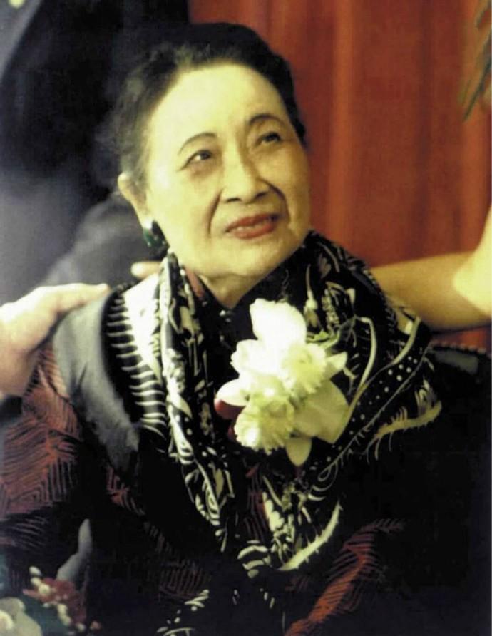 民国第一夫人40岁患癌症,为何能活到106岁高龄?有什么秘诀呢? ..._图1-7