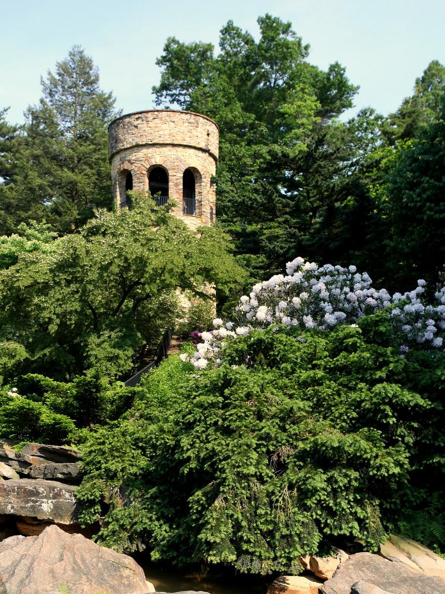 宾州长木公园,景色处处有_图1-40
