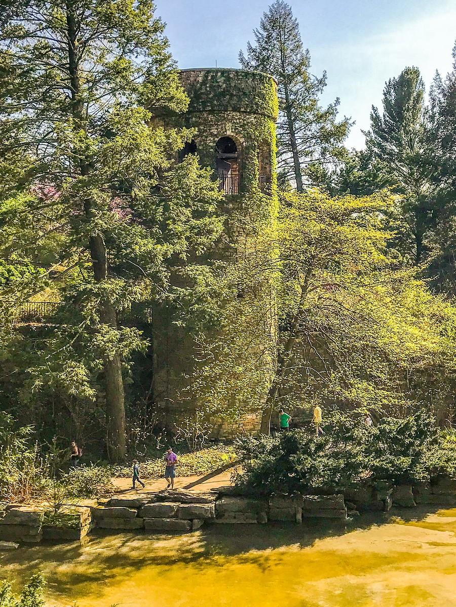 宾州长木公园,景色处处有_图1-37