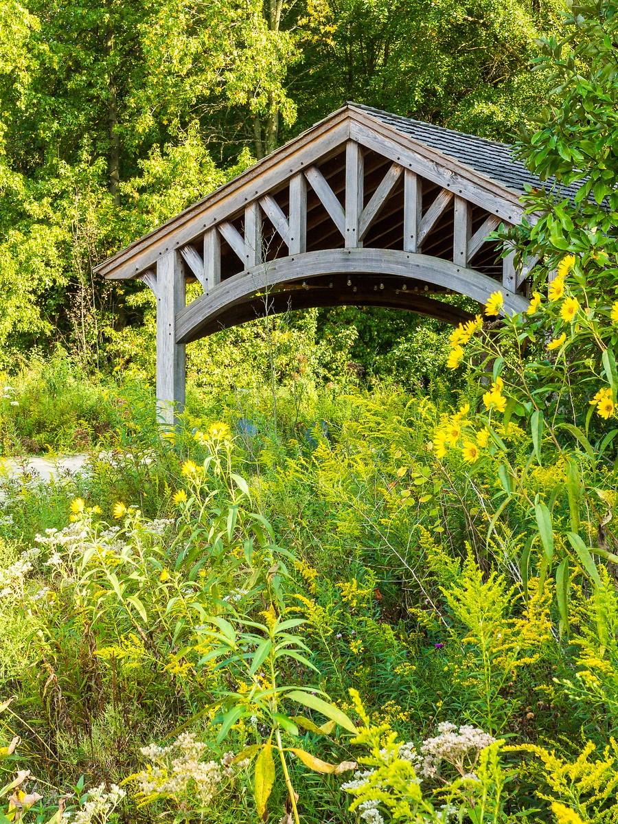 宾州长木公园,景色处处有_图1-31