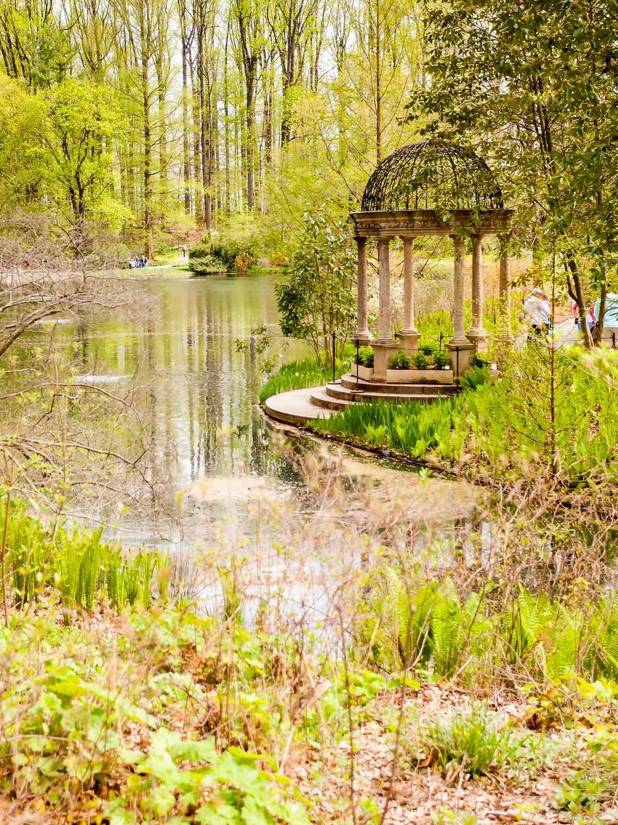 宾州长木公园,景色处处有_图1-1