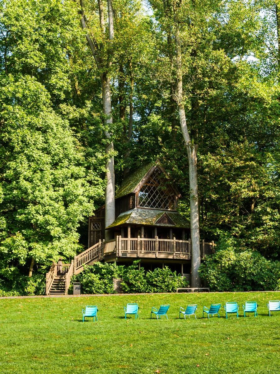 宾州长木公园,景色处处有_图1-7