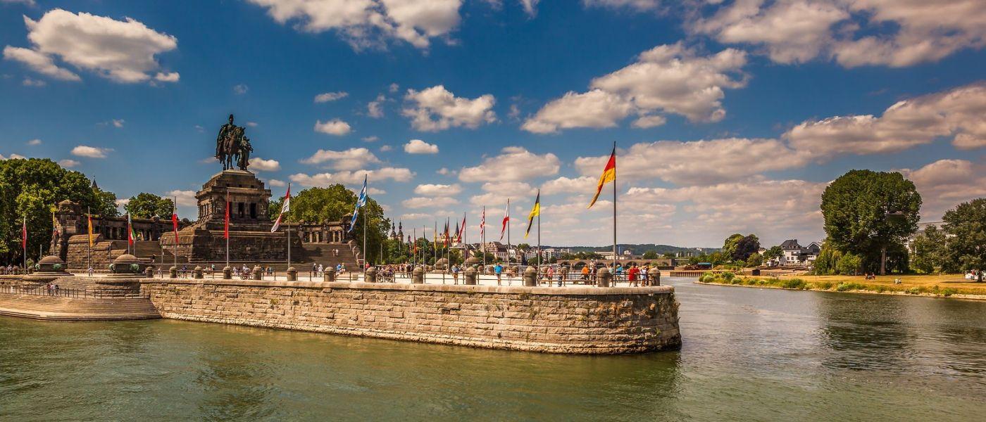 德国科布伦茨(Koblenz),重要的观光都市_图1-33