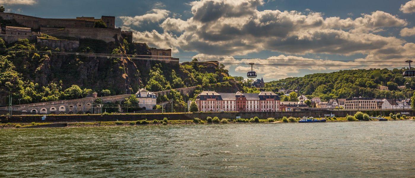 德国科布伦茨(Koblenz),重要的观光都市_图1-37