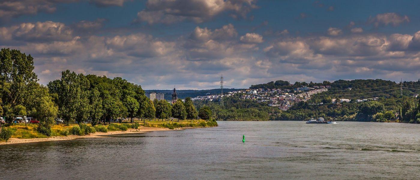 德国科布伦茨(Koblenz),重要的观光都市_图1-25
