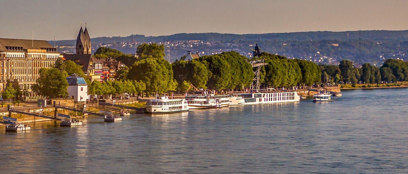 德国科布伦茨(Koblenz),重要的观光都市_图1-27