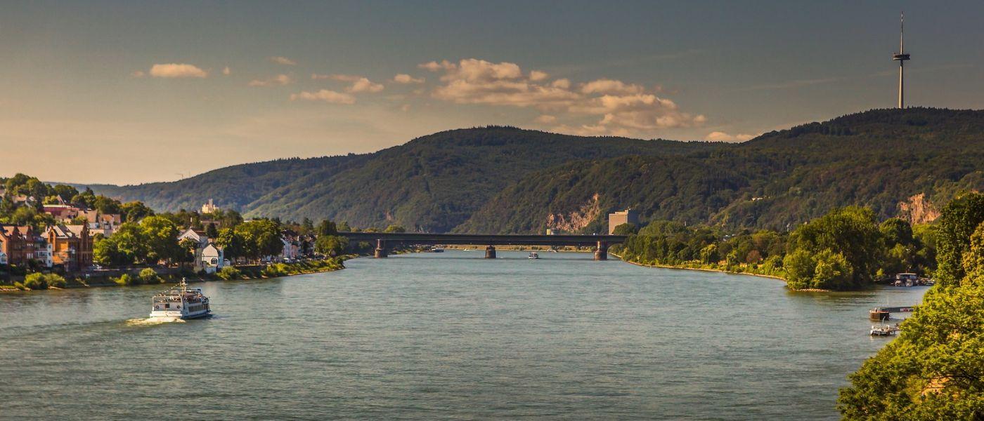 德国科布伦茨(Koblenz),重要的观光都市_图1-23