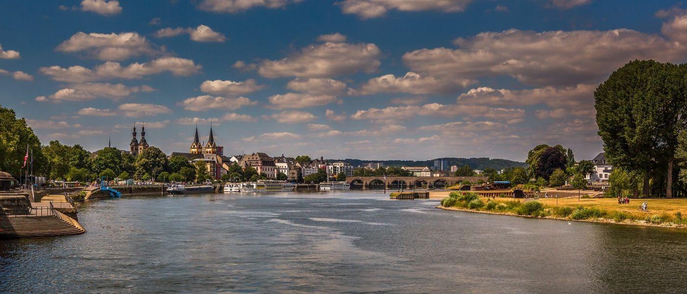 德国科布伦茨(Koblenz),重要的观光都市_图1-21