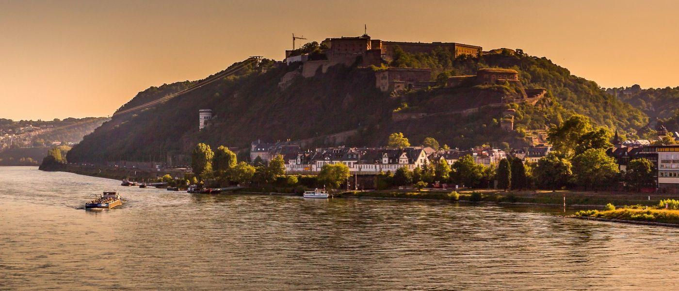 德国科布伦茨(Koblenz),重要的观光都市_图1-18