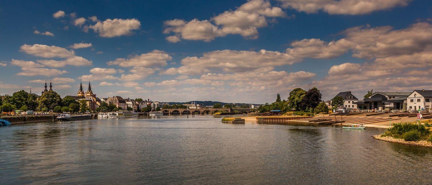 德国科布伦茨(Koblenz),重要的观光都市_图1-13