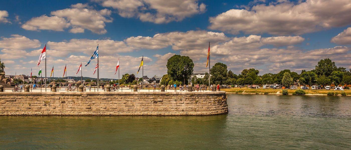 德国科布伦茨(Koblenz),重要的观光都市_图1-15