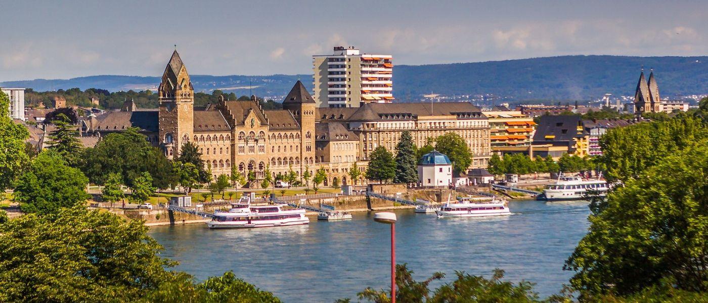 德国科布伦茨(Koblenz),重要的观光都市_图1-11