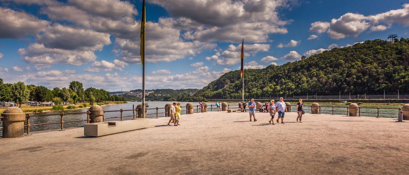 德国科布伦茨(Koblenz),重要的观光都市_图1-6