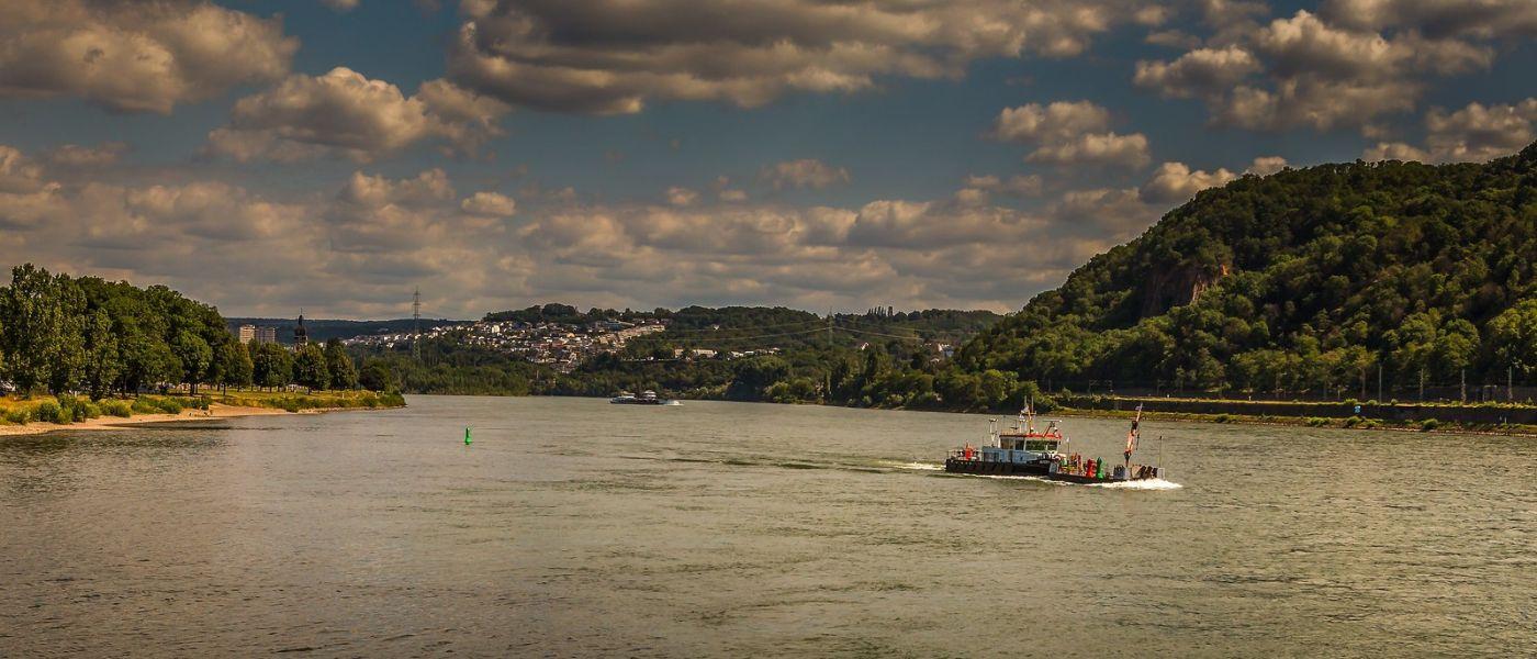 德国科布伦茨(Koblenz),重要的观光都市_图1-7