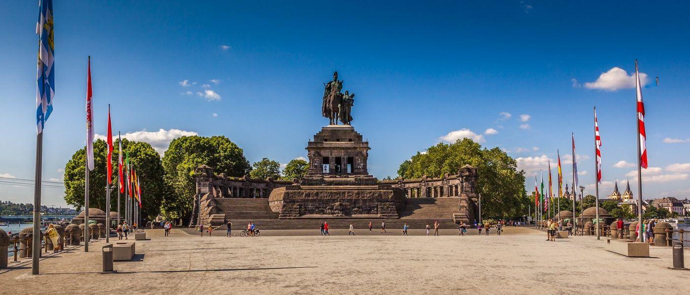 德国科布伦茨(Koblenz),重要的观光都市_图1-2