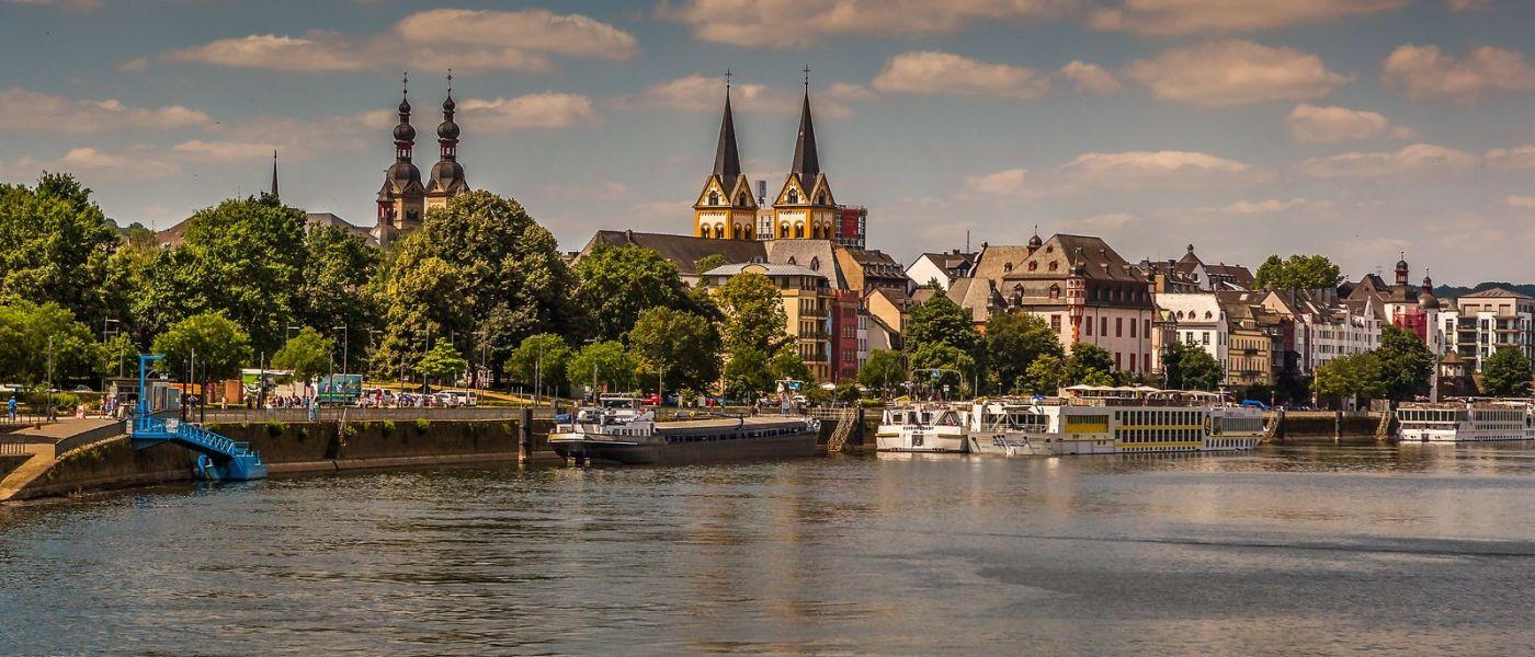 德国科布伦茨(Koblenz),重要的观光都市_图1-3