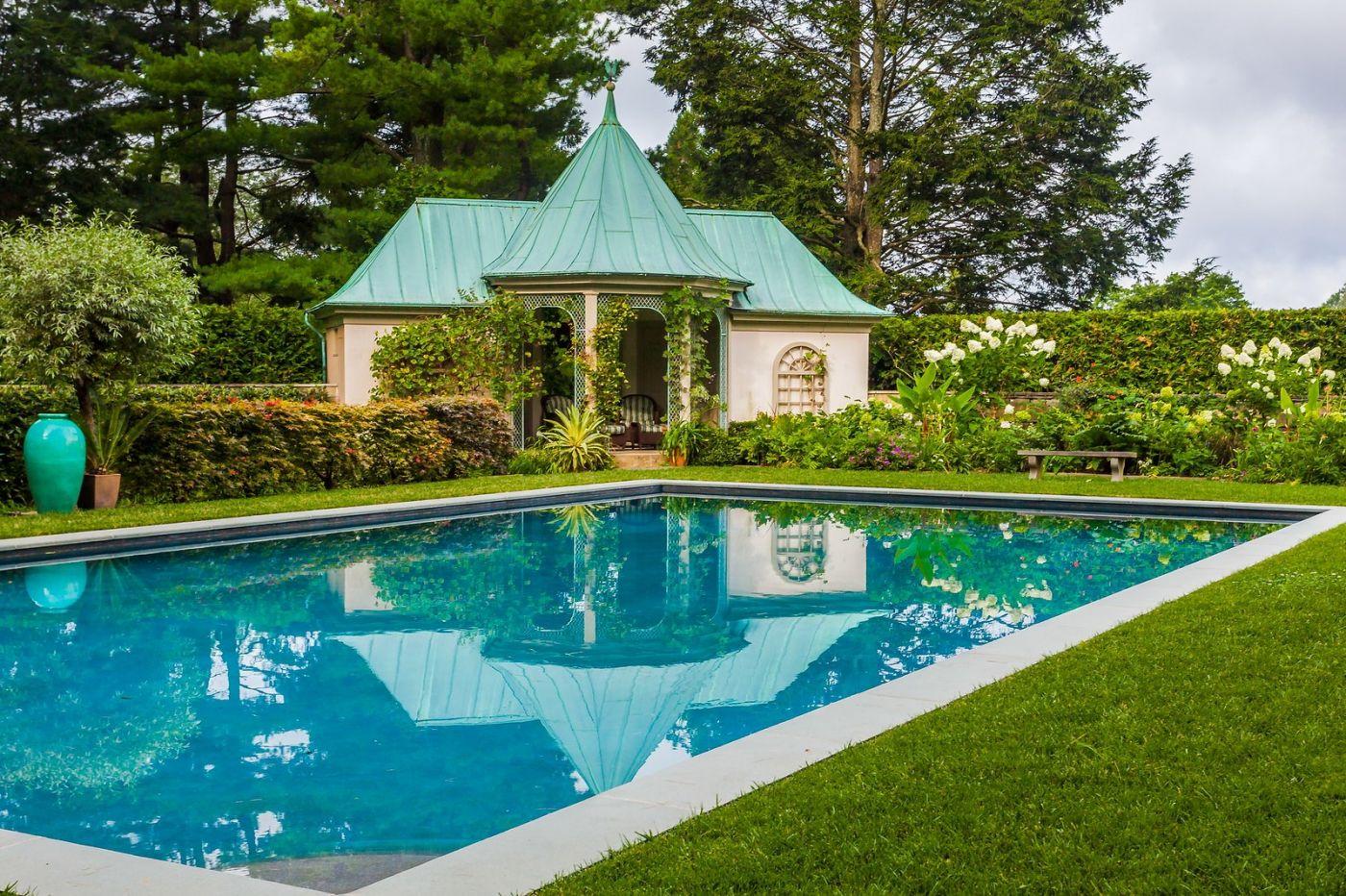 Chanticleer花园,花房泳池_图1-37
