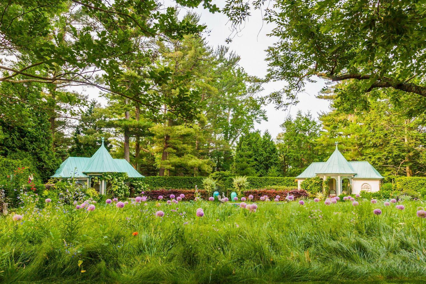 Chanticleer花园,花房泳池_图1-35