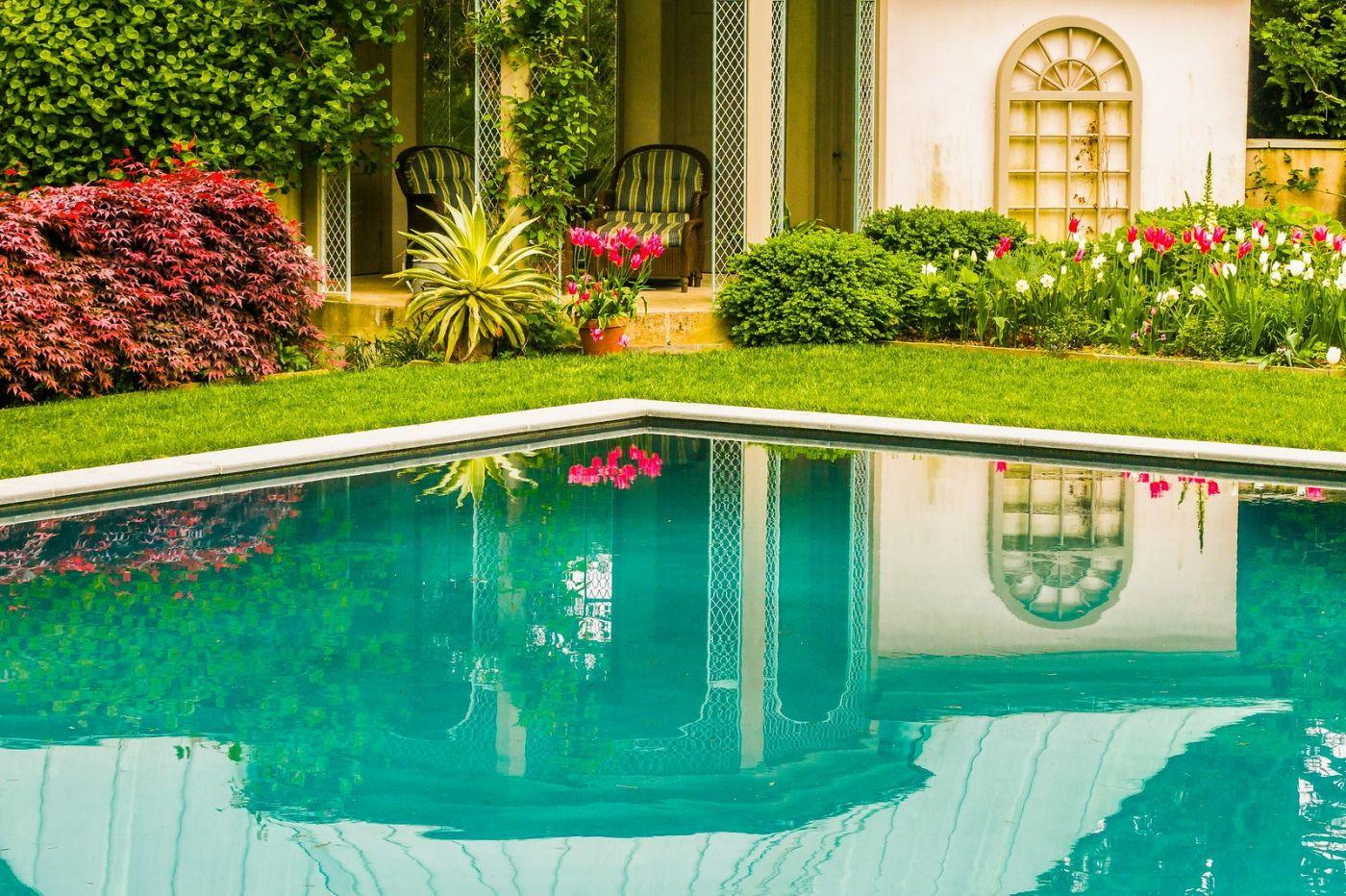 Chanticleer花园,花房泳池_图1-25