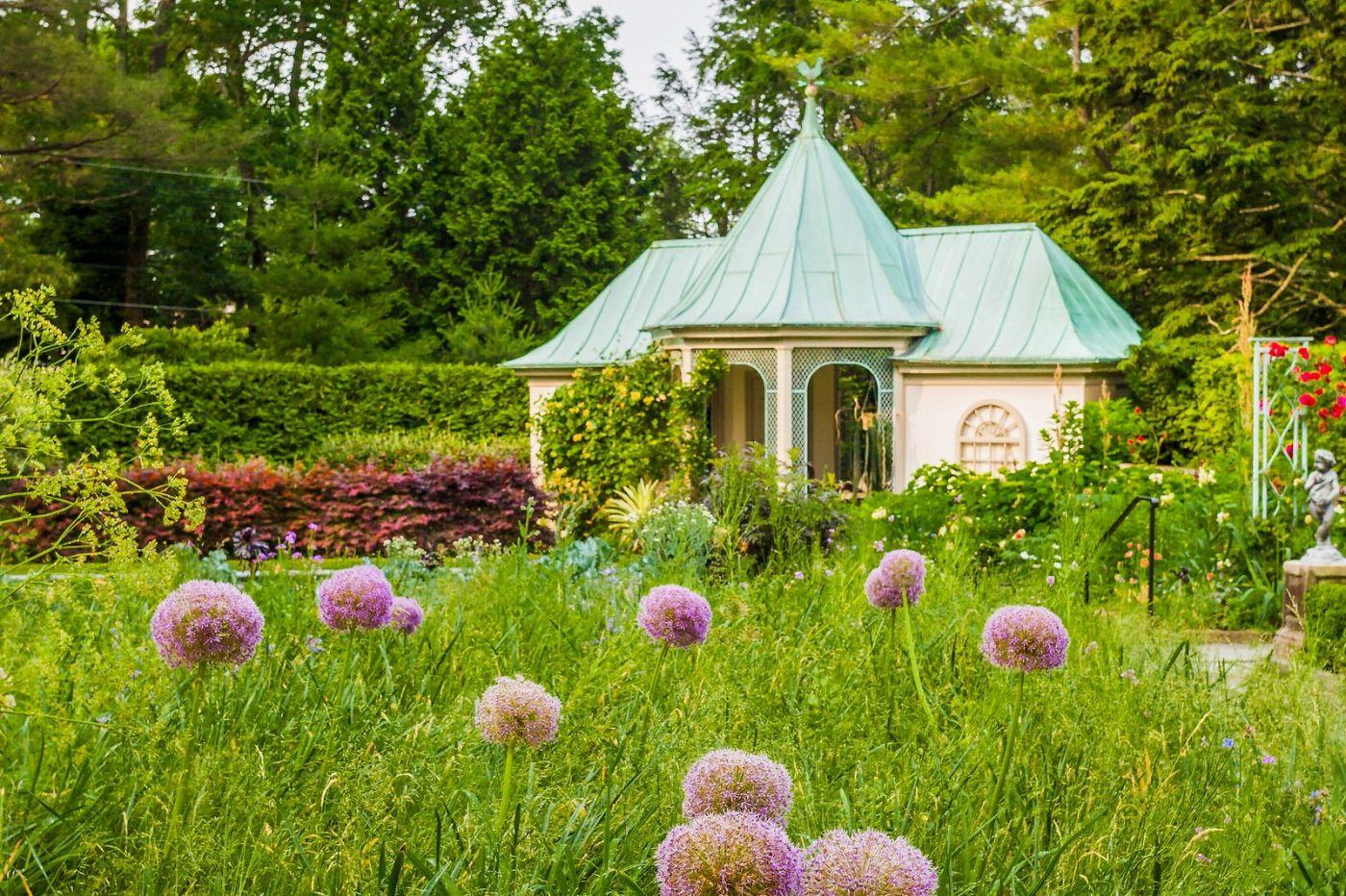 Chanticleer花园,花房泳池_图1-15