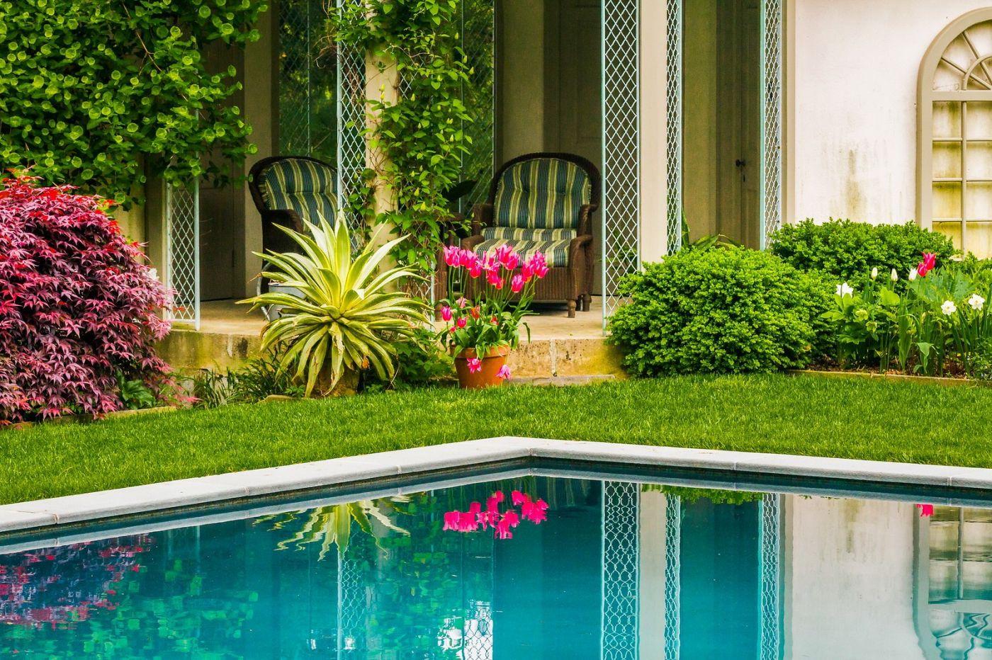 Chanticleer花园,花房泳池_图1-8