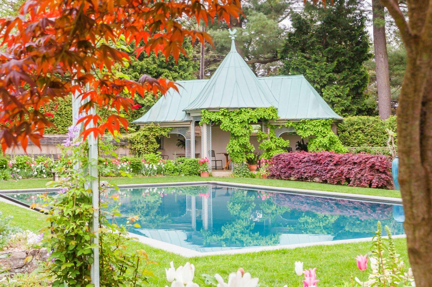 Chanticleer花园,花房泳池_图1-9
