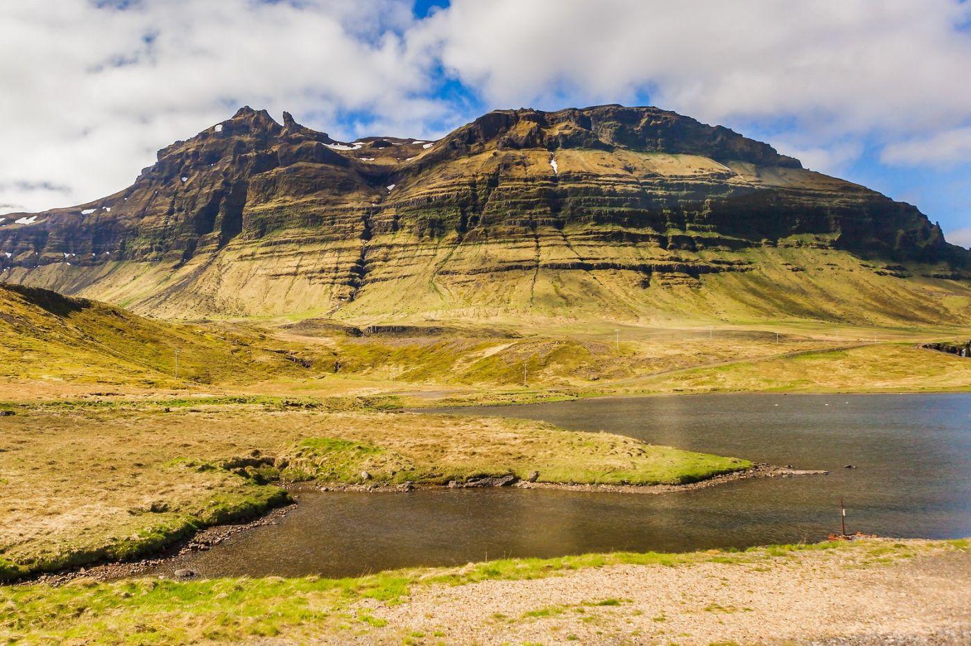 冰岛Kirkjufellsfoss,山脚下的瀑布_图1-13