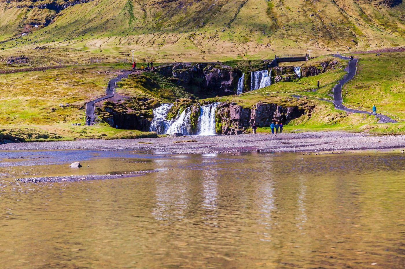 冰岛Kirkjufellsfoss,山脚下的瀑布_图1-14