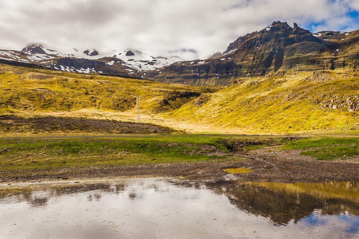 冰岛Kirkjufellsfoss,山脚下的瀑布_图1-4