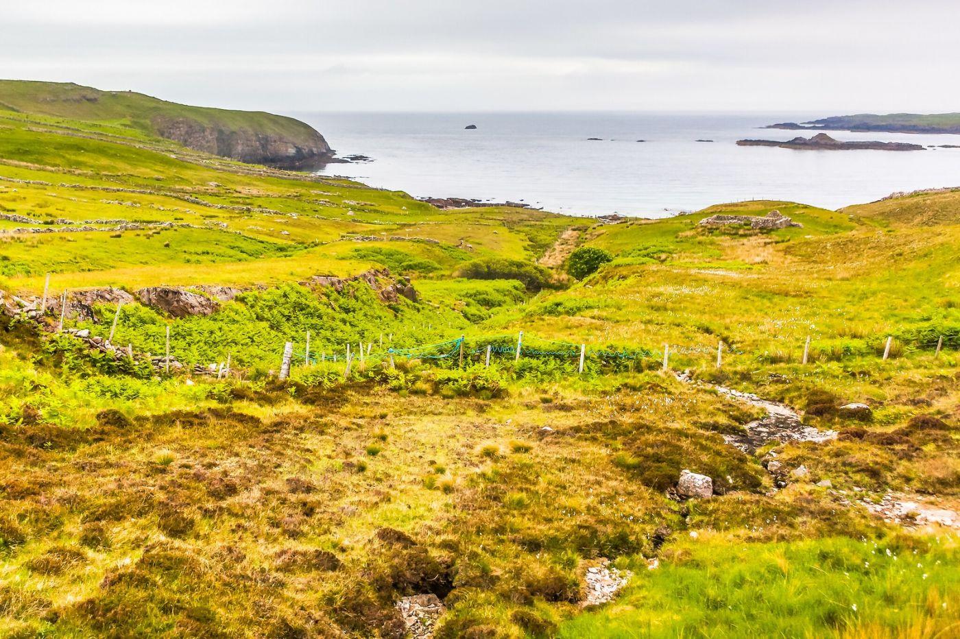 苏格兰美景,弯弯的沙滩_图1-38