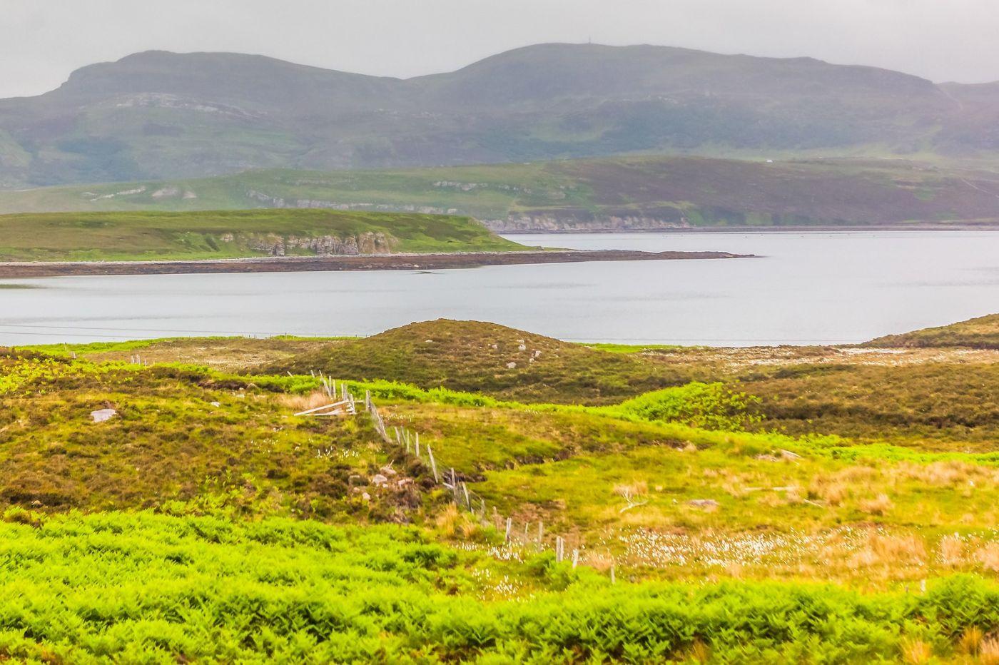 苏格兰美景,弯弯的沙滩_图1-37
