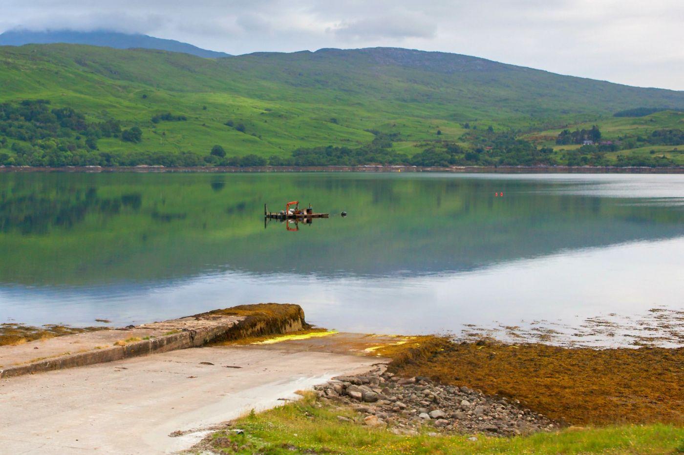 苏格兰美景,弯弯的沙滩_图1-40