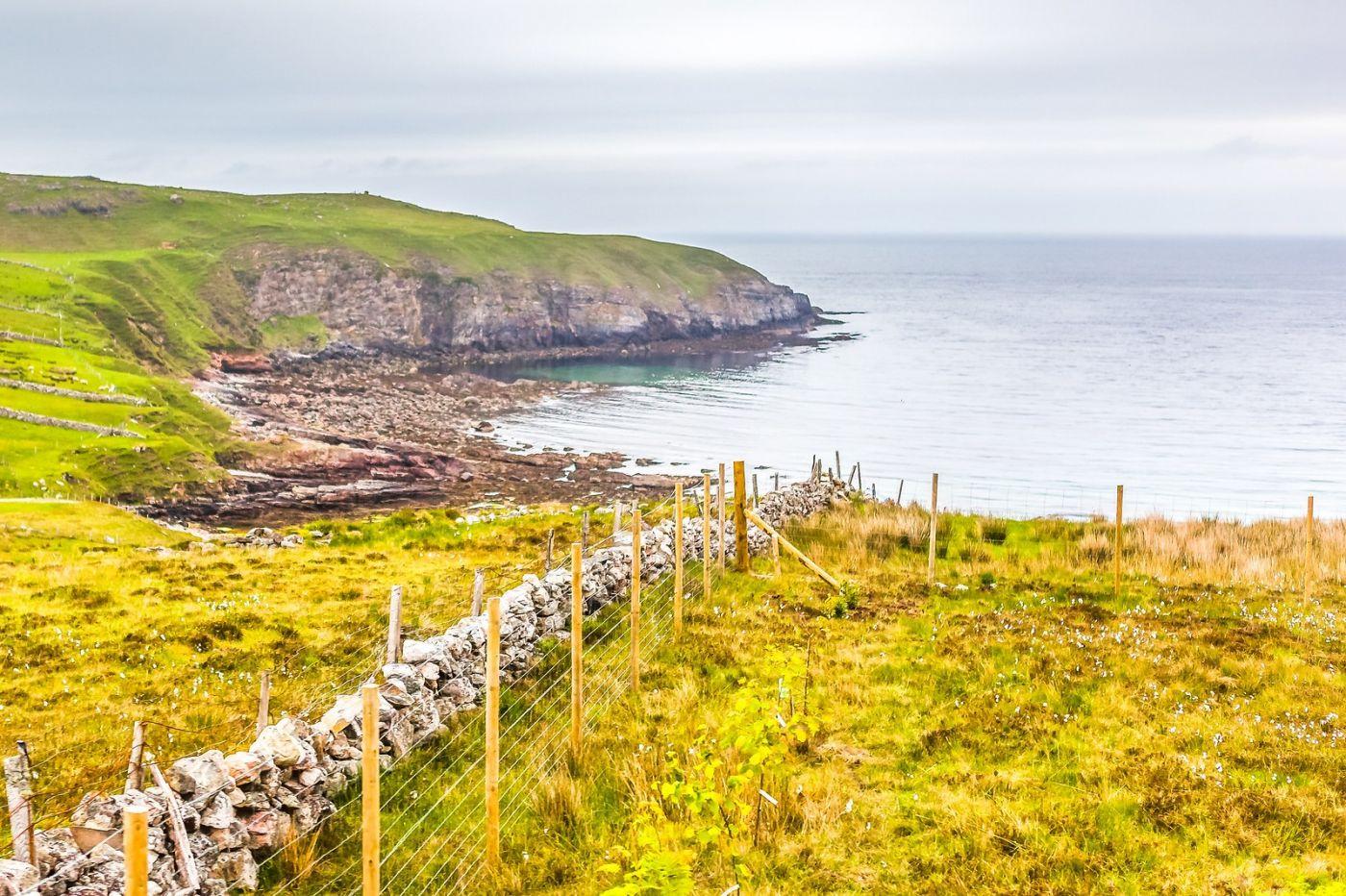 苏格兰美景,弯弯的沙滩_图1-8