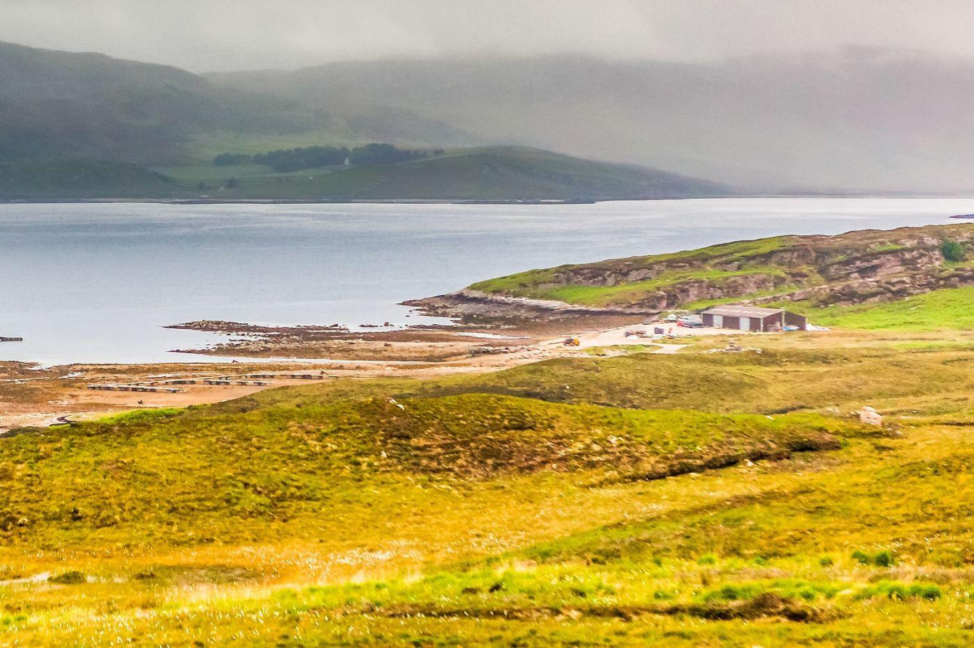 苏格兰美景,弯弯的沙滩_图1-7