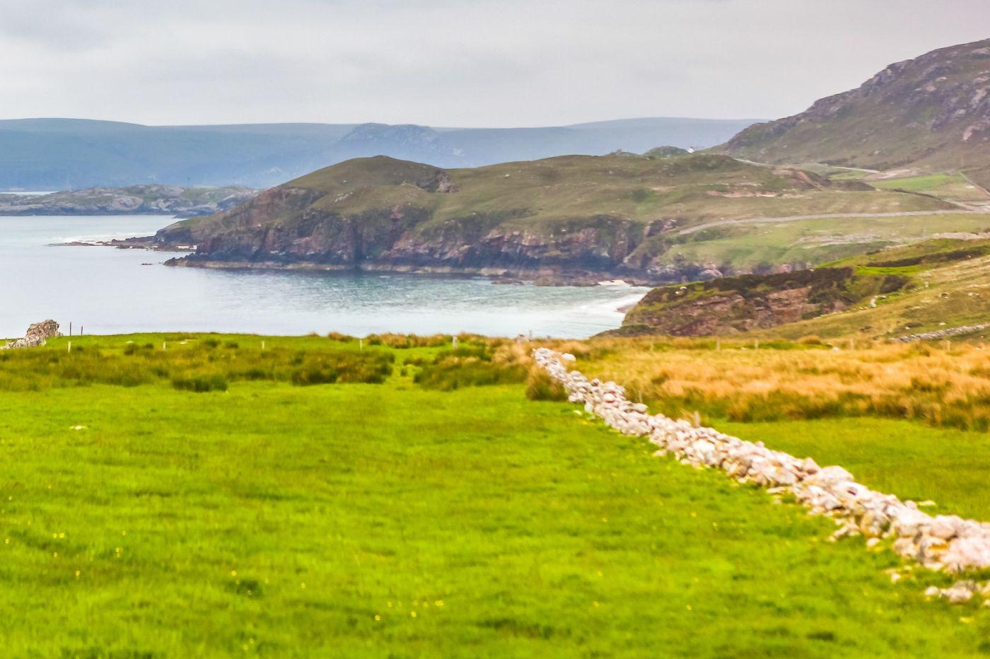 苏格兰美景,弯弯的沙滩_图1-11