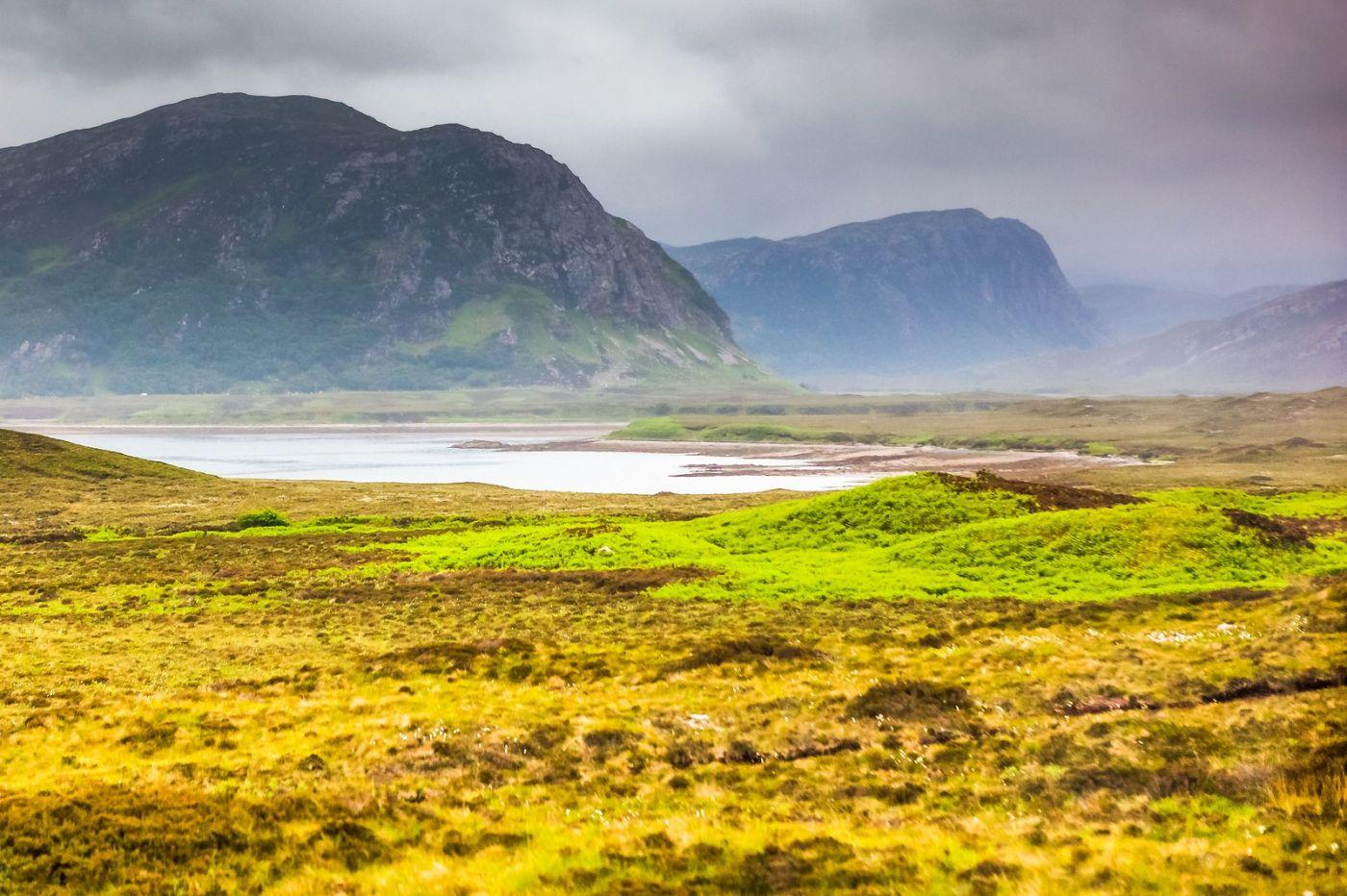 苏格兰美景,弯弯的沙滩_图1-10