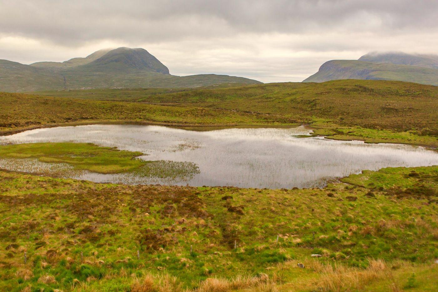 苏格兰美景,弯弯的沙滩_图1-12