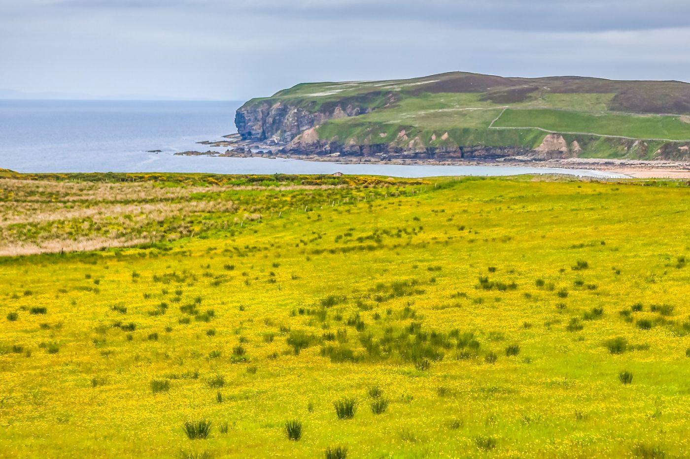 苏格兰美景,弯弯的沙滩_图1-15