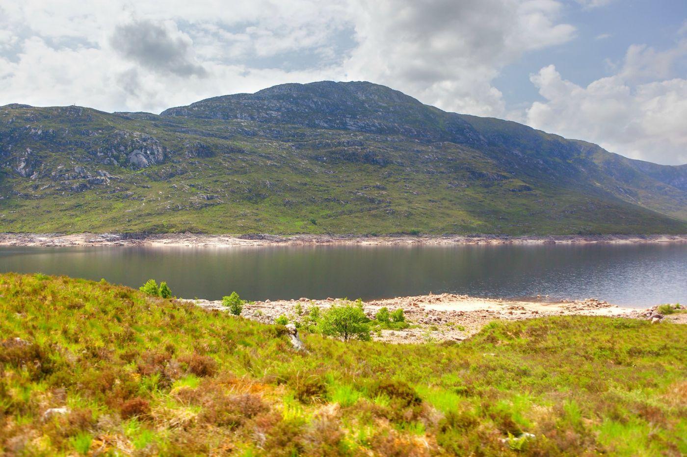 苏格兰美景,弯弯的沙滩_图1-13