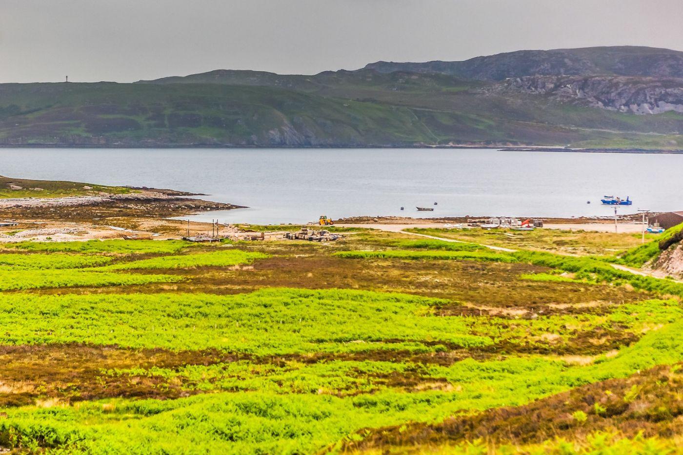 苏格兰美景,弯弯的沙滩_图1-18