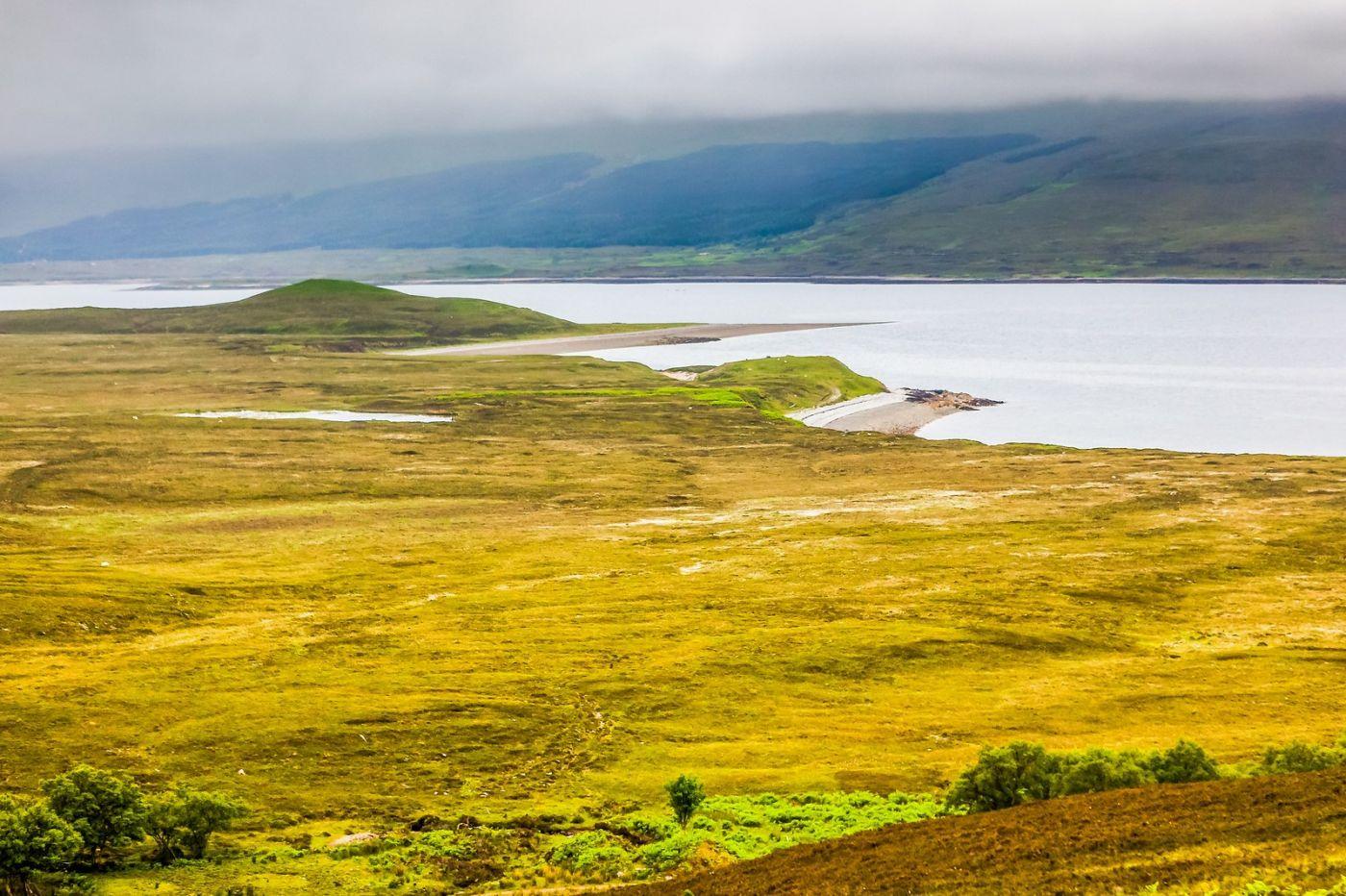 苏格兰美景,弯弯的沙滩_图1-23