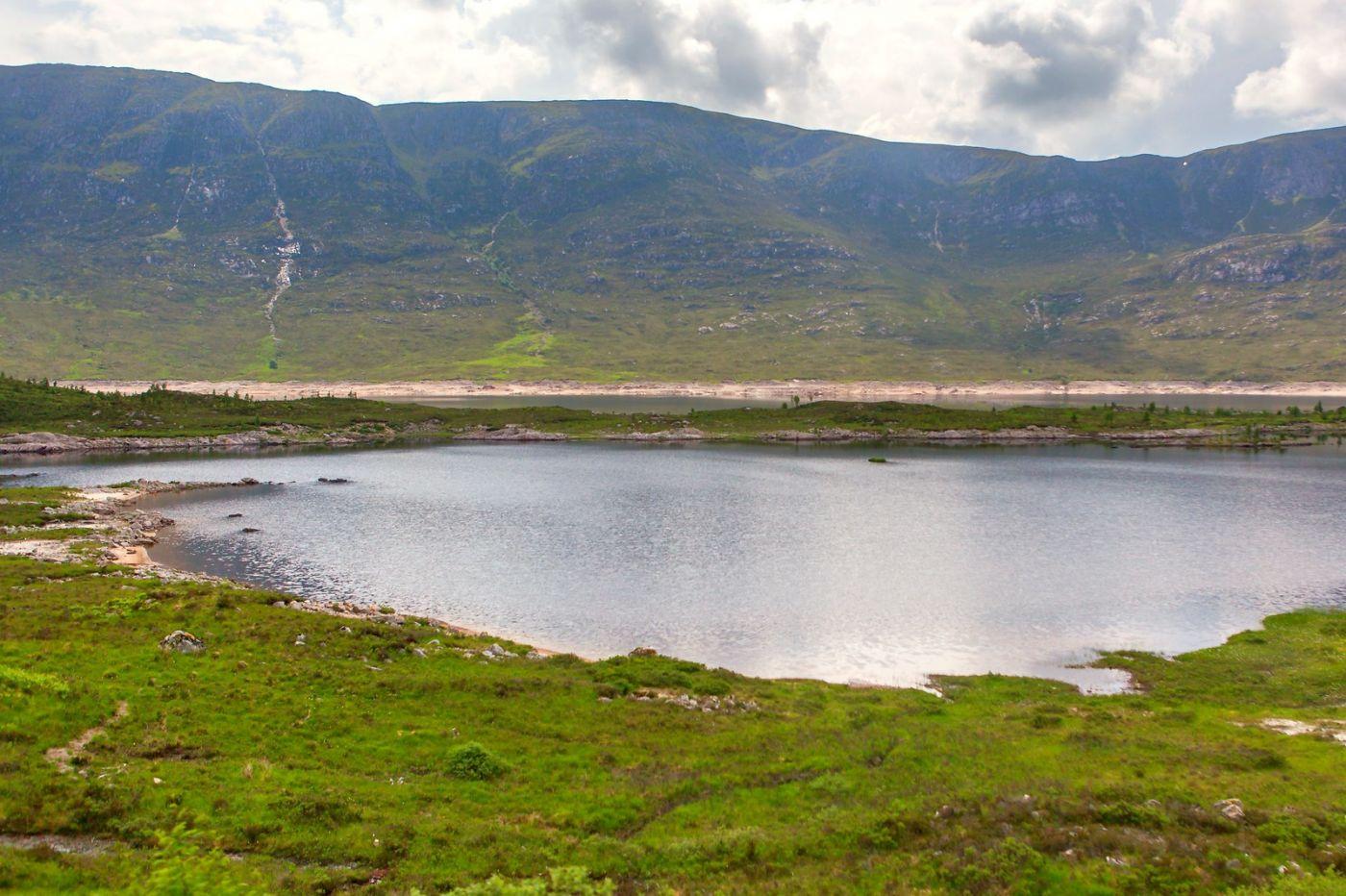 苏格兰美景,弯弯的沙滩_图1-22