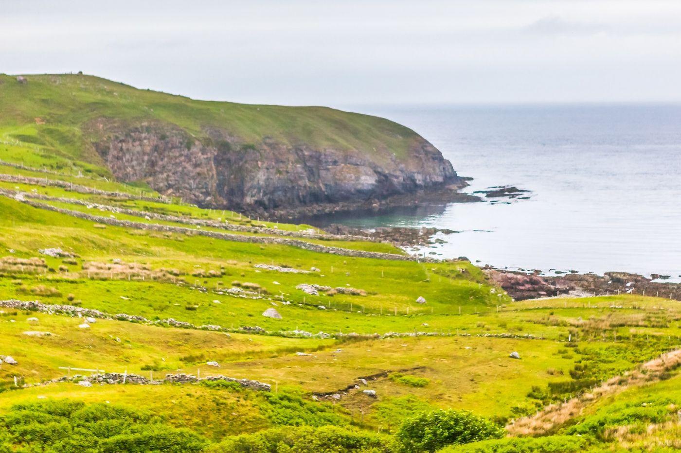 苏格兰美景,弯弯的沙滩_图1-21