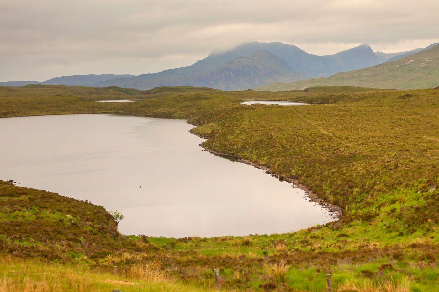 苏格兰美景,弯弯的沙滩_图1-32