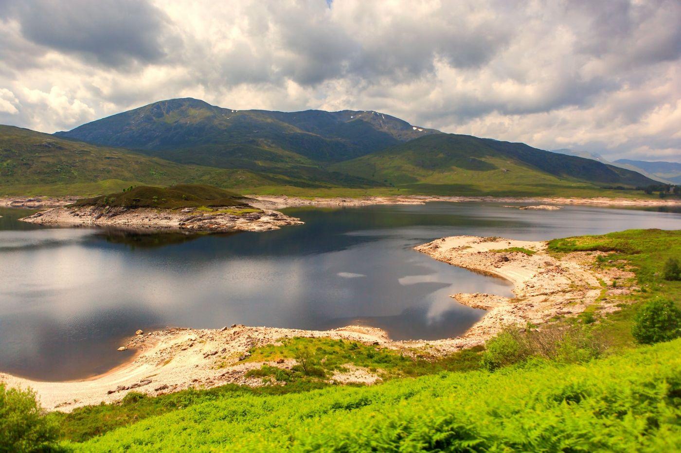 苏格兰美景,弯弯的沙滩_图1-29