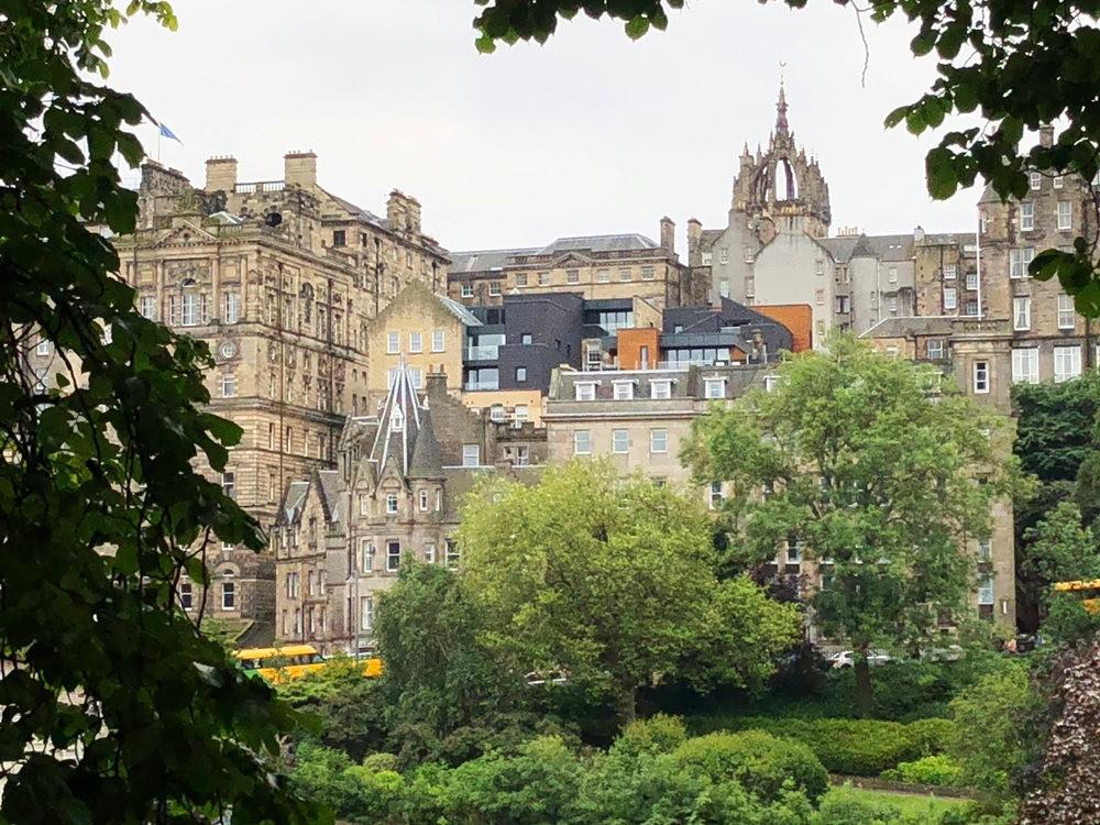 爱丁堡旧城区_图1-5