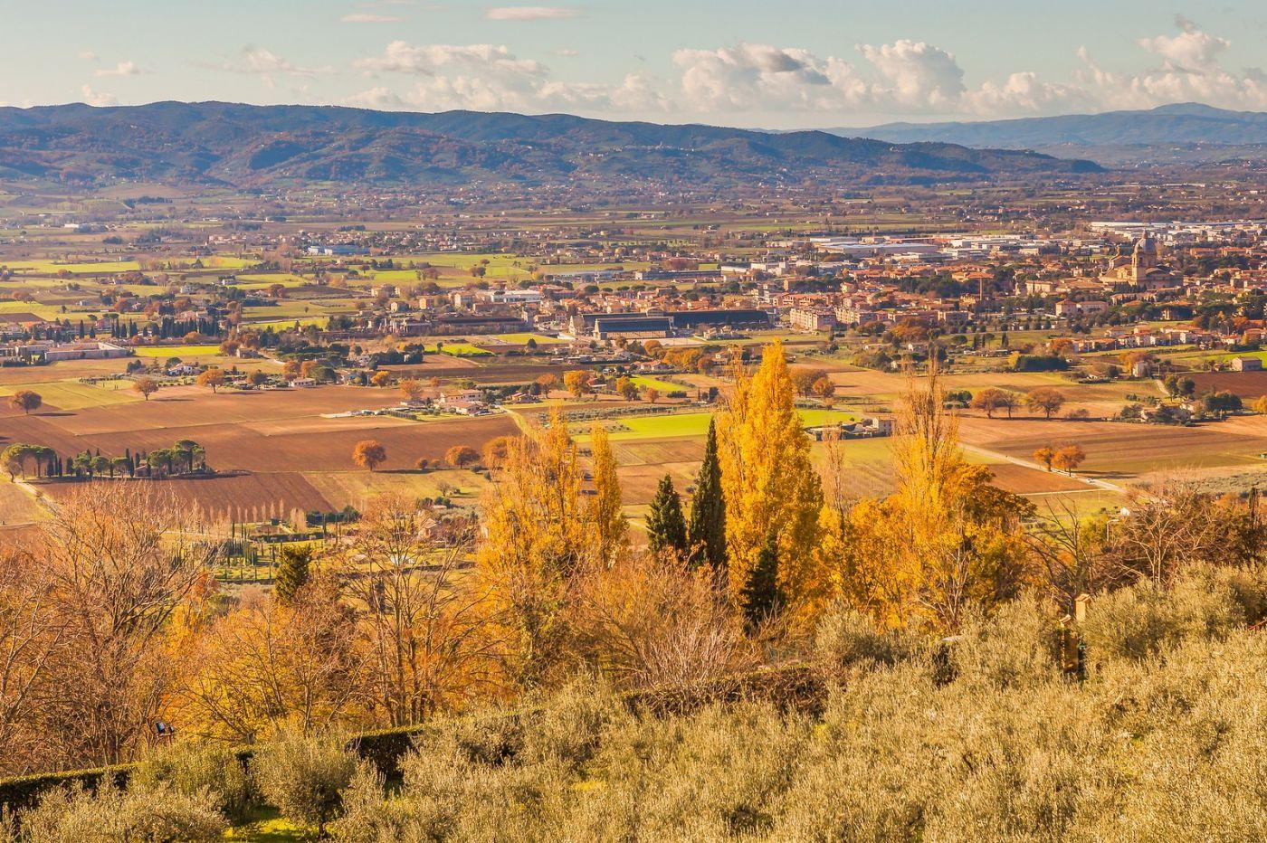 意大利阿西西(Assisi), 登高放眼_图1-32