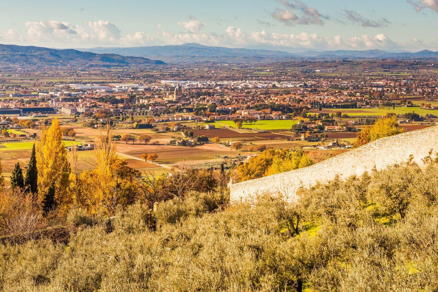意大利阿西西(Assisi), 登高放眼_图1-34